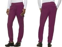 Pant by Healing Hands, Style: 9154-WINE